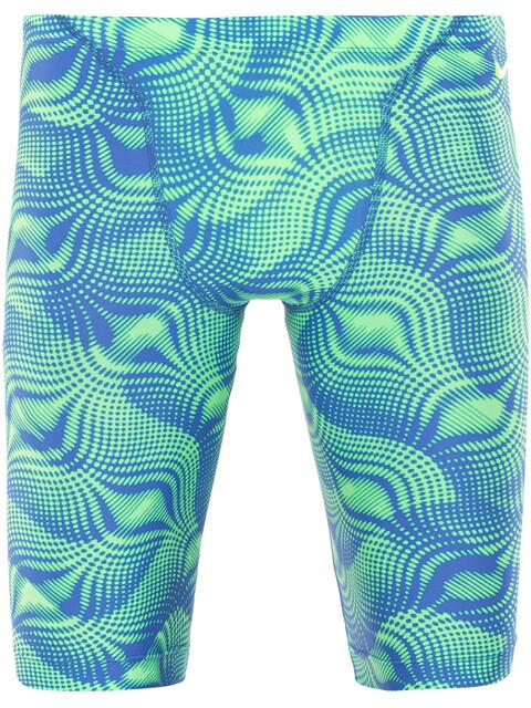 Nike Swim Wave - Bañadores Hombre - verde